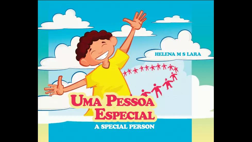 Uma pessoa especial – A special person