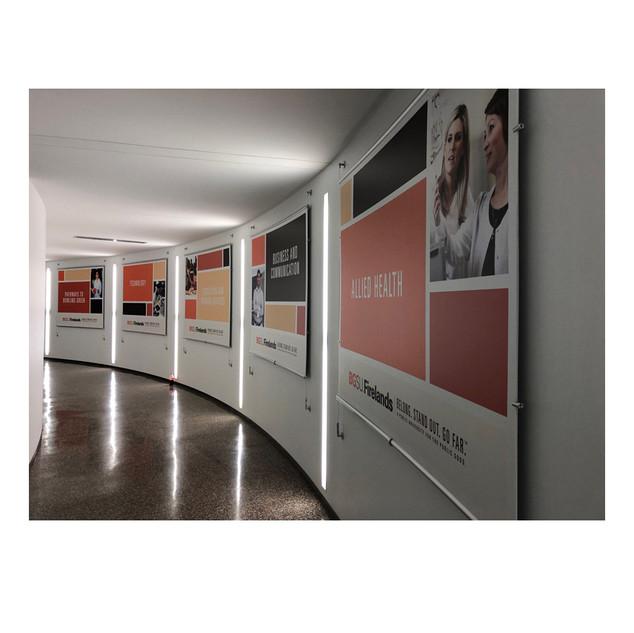 BGSU Firelands Wall Graphics.jpg