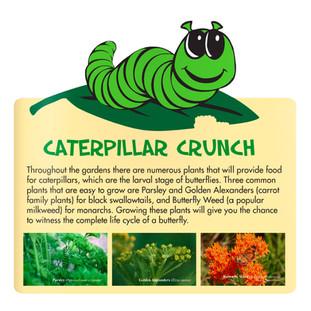 Caterpillar Crunch Sign.jpg