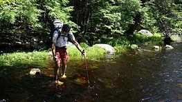 Hiking in Kejimkujik