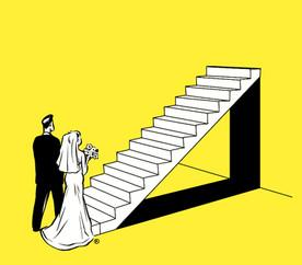 on divorces