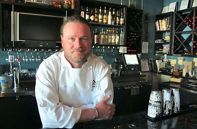 Ed Kammerer the Chef at The Pig & The Sprout