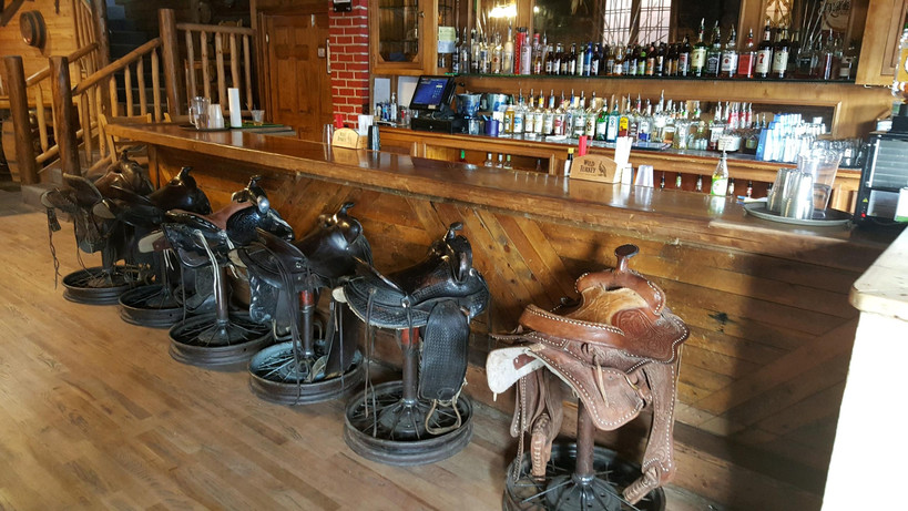 Saddle Up for some handcrafted cocktails