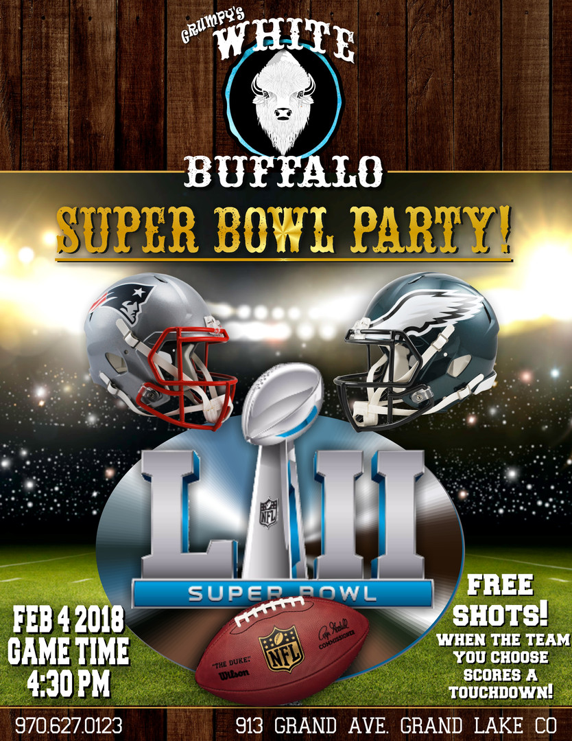 Your destination for the Big Game