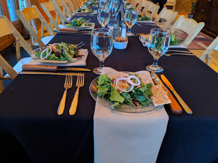 Dinner Parties Backstreet Steakhouse at the Daven Haven Lodge