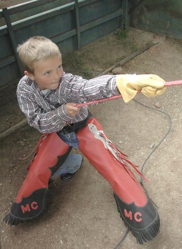 Jeanette Mcquade Little Cowboy.jpg