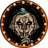 Circus Horrificus Clown Logo Halloween 2