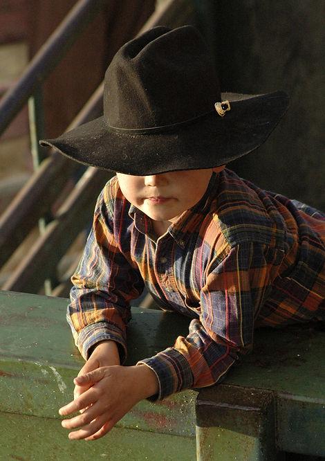 Little Cowboy at Flying Heels.jpg