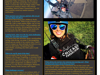 Pilot Profile Series | Sandia Soaring Association