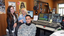 Tune In! Guest on American Forces Network (AFN) Bavaria Morning Radio Show!