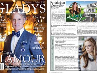 New Gladys Magazine Feature!