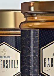 Etiketten Grafenauer Gartenstolz