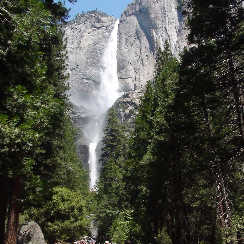 Watching and listening to Yosemite Falls is truly inspiring! Why is that, I wonder?