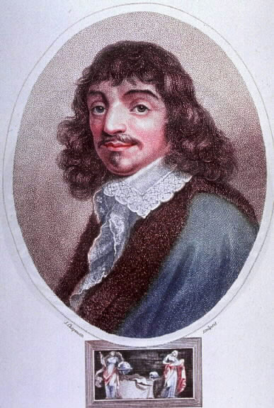 René Descartes used reason and logic to uncover some of reality's fundamental truths.