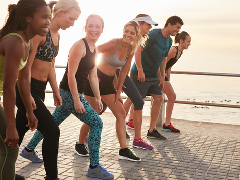 Top 5 Wellness tips for getting and staying healthy in 2019