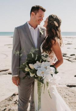 Broome Florist Wedding