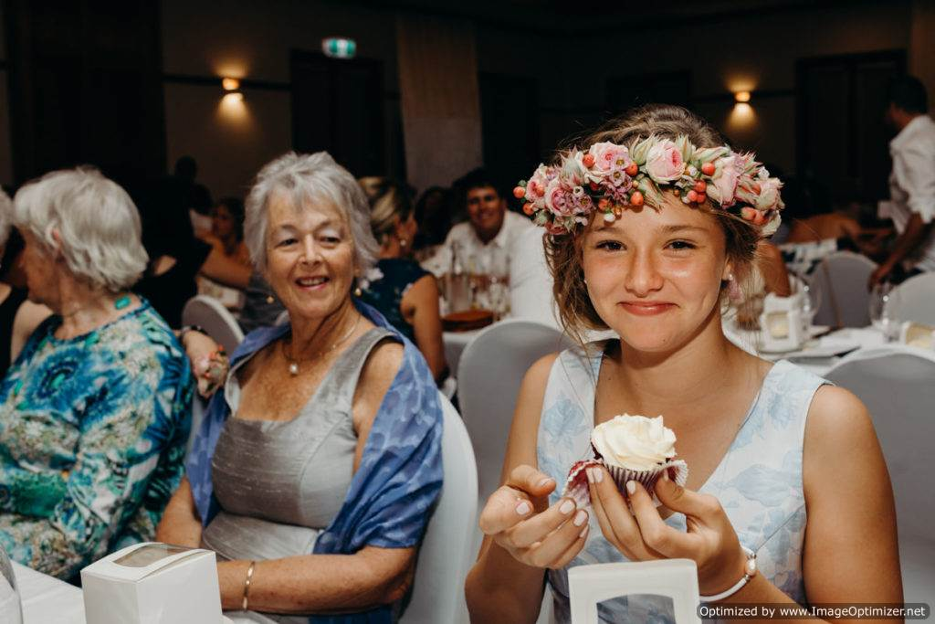 Cable Beach Wedding (+ cake)