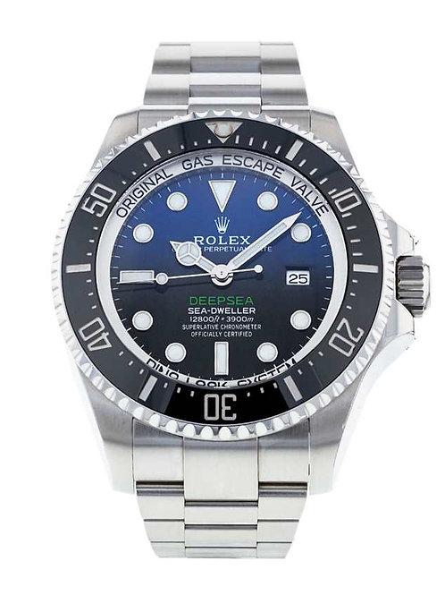 Rolex Deepsea - 126660 D-Blue (James Cameron)