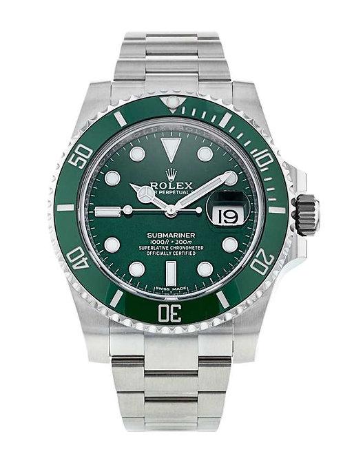 Rolex Submariner (Hulk)