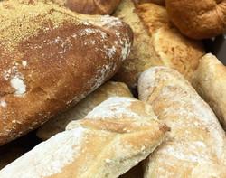 bread assortedment