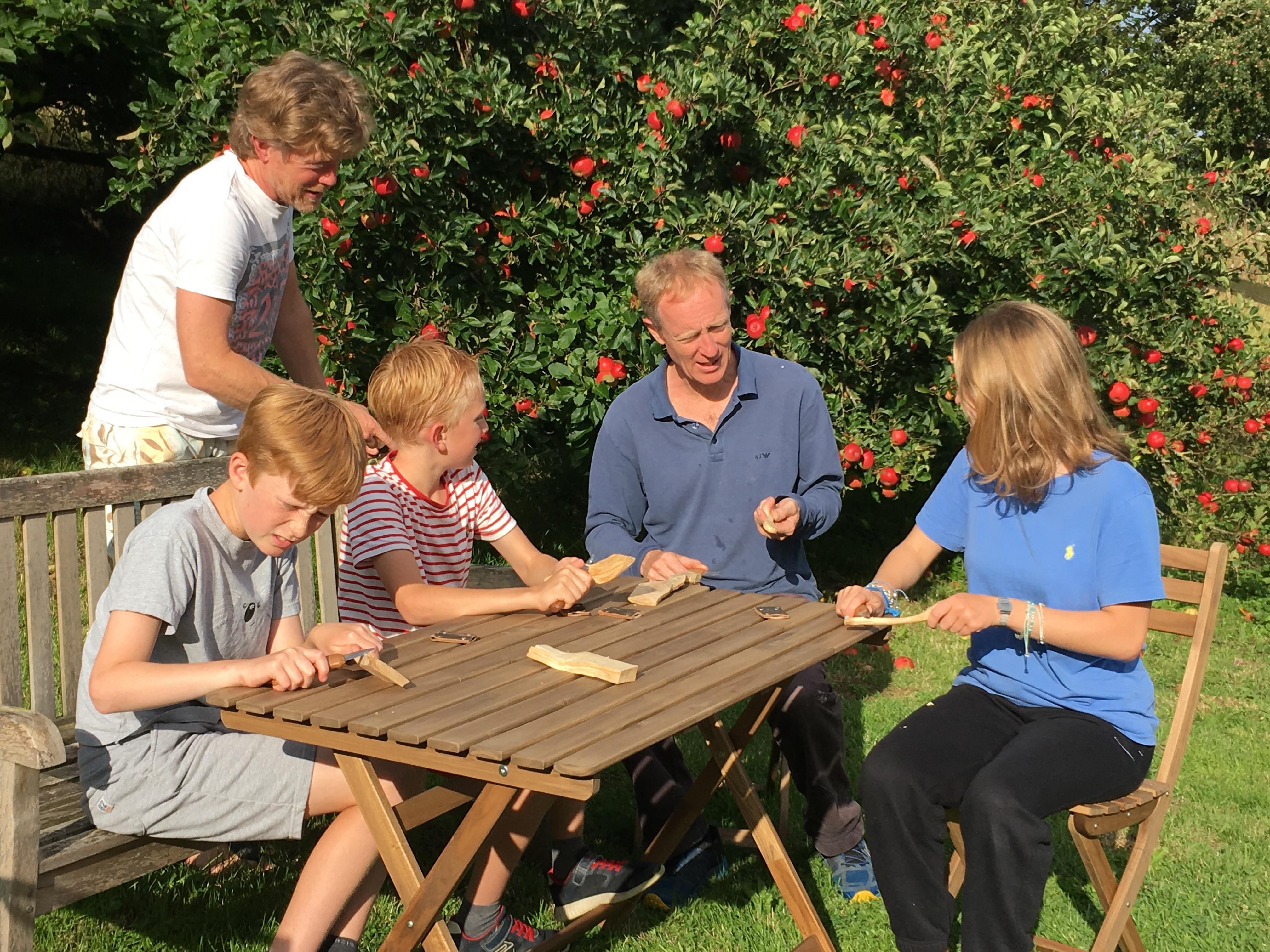 Bespoke Workshop-Familes, Friends