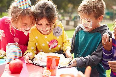 Kids cooking birthday parties