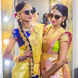 bridal makeup in madurai