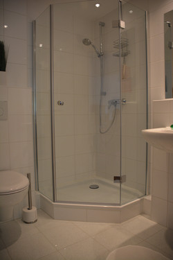 Duschbad Einzelzimmer