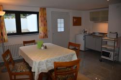 Frühstücksraum & Küche