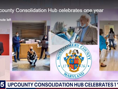 Fox 5 Features One Year of Hub