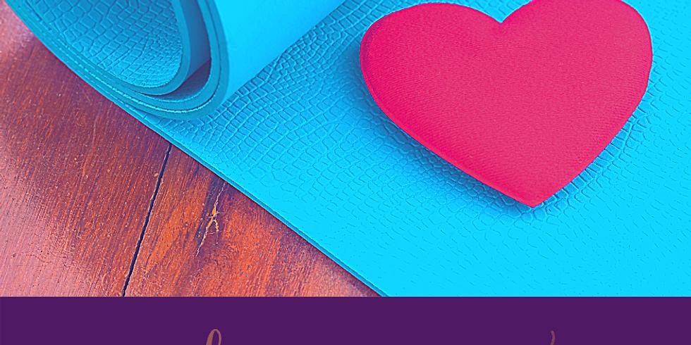 Yoga Wine Wellness: Choose Love
