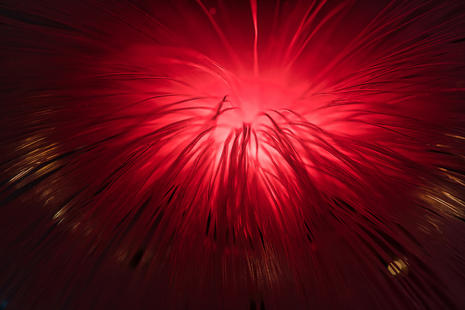 Richard Weiblinger | Red Burst 4007
