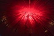 "Richard Weiblinger     ""Red Burst 4007"""