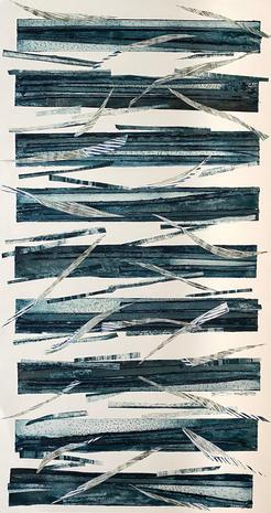 Kristine DeNinno | One with Water II