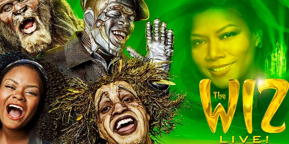 Movies Under the Stars: The Wiz Live (2015)