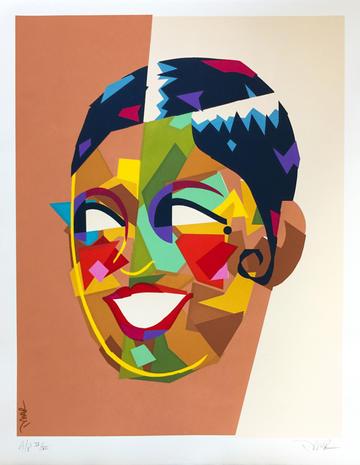 Imar Hutchins | Untitled [Josephine Baker]