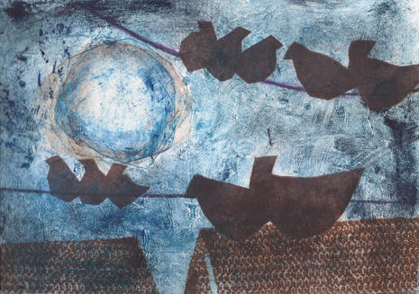 Jane Woodard | Night Birds