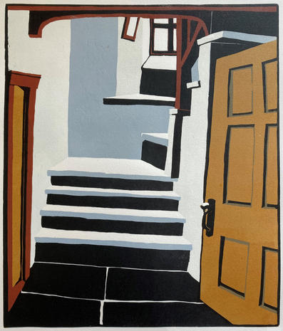 Max-Karl Winkler | Stairwell, North Yorkshire