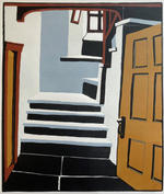 "Max-Karl Winkler  |  ""Stairwell, North Yorkshire"""