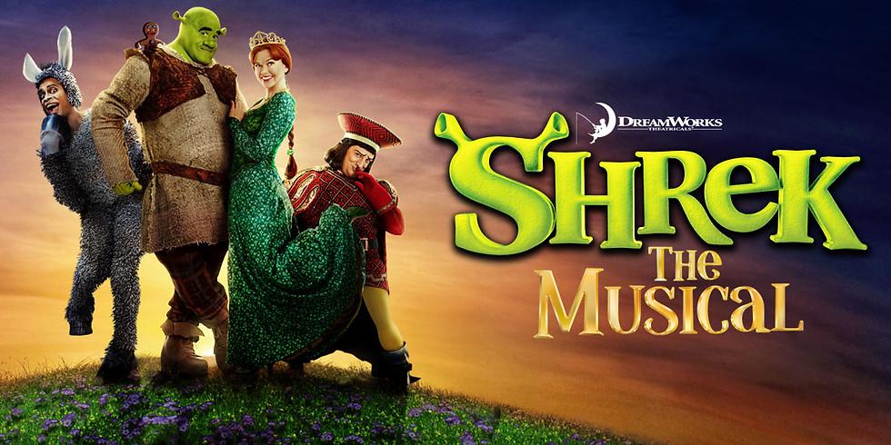 Movies Under the Stars: Shrek The Musical (2009)