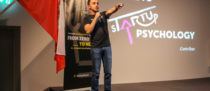 The best thoughts from the business psychology conference sTARTUp Psychology