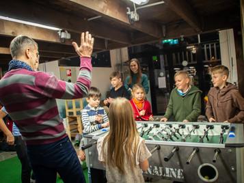 .Medoonity offers over 100 workshops to children aged 9-14