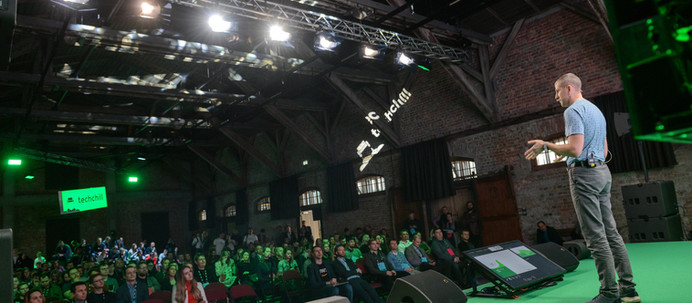TechChill: 250 000 € investment and a year of self-development