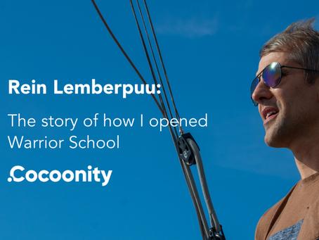 Rein Lemberpuu: The story of how I opened Warrior School