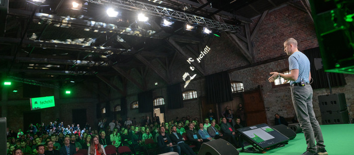 Rein Lemberpuu at TechChill – 31 Investments, 6 Burnouts: The Pressure Cooker Effect