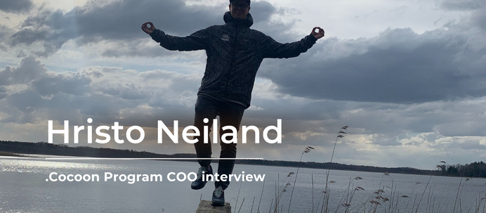 .Cocoon Podcast #2 - Hristo Neiland - From sportsmanship to entrepreneurship