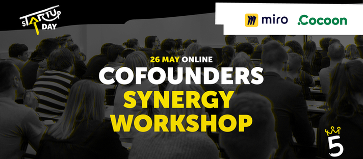 .Cocoon Podcast #3 - Cofounders Synergy Workshop