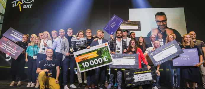 .Cocoon Ventures made 150 000 € investment at sTARTUp Day