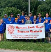 2019 Mayberry YHEC Junior teamTeam