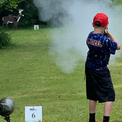 Where theres smoke there is a muzzleloader